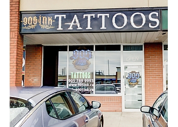 Brampton tattoo shop 905 INK Tattoo Studio