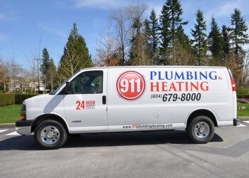 Surrey plumber 911 Plumbing Heating Drainage Ltd.