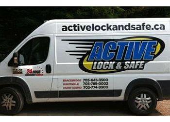 Huntsville locksmith Active Lock & Safe