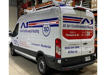Oakville hvac service A1 Air Conditioning & Heating