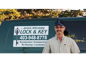 A-1 Airdrie Affordable Lock & Key