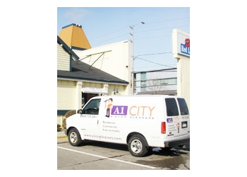 Oshawa window cleaner A1 CITY Window Cleaners