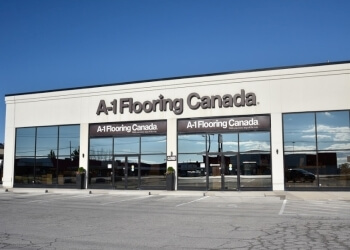 St Catharines flooring company A-1 Flooring