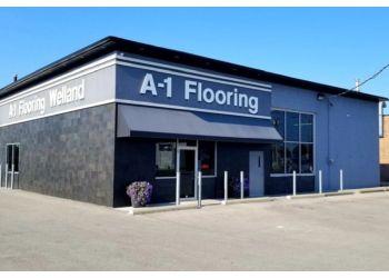 Welland flooring company A-1 Flooring