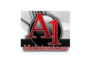 Waterloo window cleaner A-1 Maintenance Service Ltd.