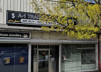 Vancouver pawn shop A-1 Trade & Loan Ltd.