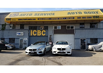 North Vancouver auto body shop A-1 Unity Auto Collision