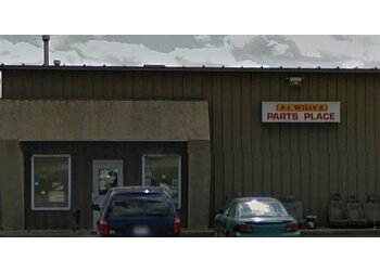 Red Deer auto parts store A-1 Willy's Parts Place Inc.