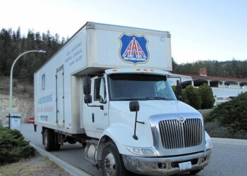 Kelowna moving company AAA Best Rates Moving