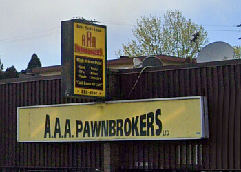 Vancouver pawn shop AAA Pawnbrokers Ltd.