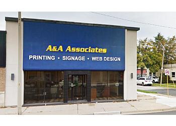 Windsor printer A & A Associates