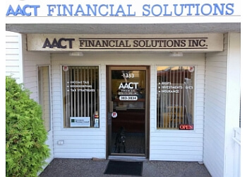Victoria accounting firm AACT Financial Solutions Inc.