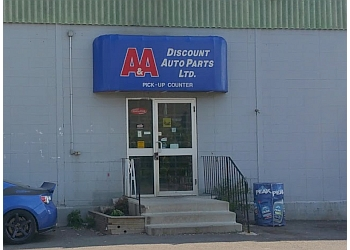Hamilton auto parts store A&A DISCOUNT AUTO PARTS LTD.