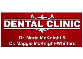 Saint John children dentist A. A. Dental Clinic