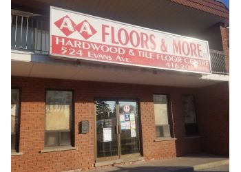 Toronto flooring company AA Floors & More Ltd.