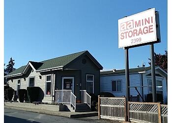 Nanaimo storage unit AA Mini Storage