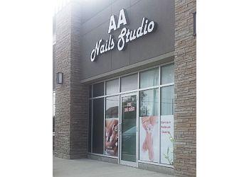 Halton Hills nail salon AA NAILS STUDIO