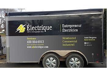 Terrebonne electrician AB Électrique, Inc.
