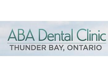 Thunder Bay cosmetic dentist ABA Dental Clinic
