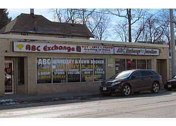 Windsor pawn shop ABC Exchange
