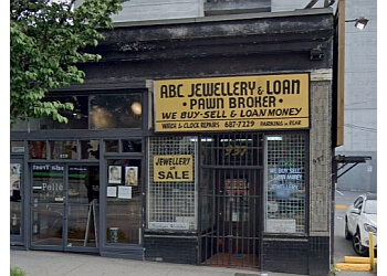 Vancouver pawn shop A B C Jewellery & Loan Pawnbrokers