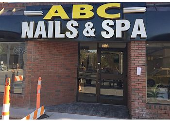 Kelowna nail salon ABC Nails & Spa