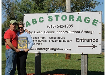 Kingston storage unit   ABC storage