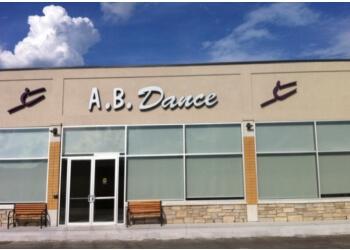Markham dance school A.B. Dance
