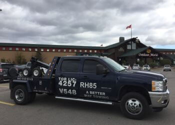 Richmond Hill towing service A Better Way Towing
