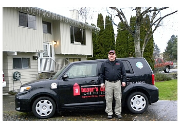 Nanaimo home inspector A Buyers Choice Home Inspections