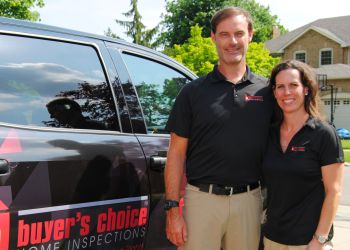 Oakville home inspector  A Buyer's Choice Home Inspections