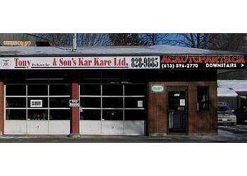 Ottawa auto parts store A & C Auto Parts