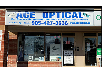 Ajax optician ACE OPTICAL
