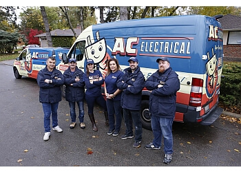Toronto electrician AC Electrical Contractors Ltd.