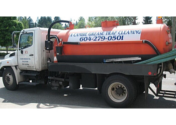 Richmond septic tank service A Cambie Grease Cleaning