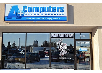 Lethbridge computer repair A+ Computers