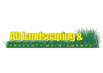 Brampton lawn care service AD Landscaping & Property Maintenance Inc.