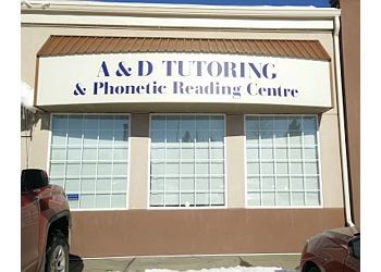 Edmonton tutoring center A & D Tutoring