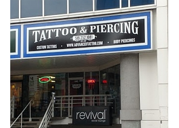 Windsor tattoo shop ADVANCED TATTOOS and  PIERCING