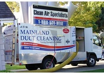 Langley hvac service A.D.W. Mainland Heat & Air Conditioning Inc.