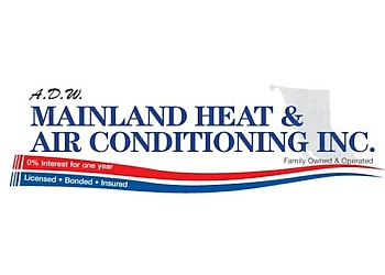 Langley hvac service A.D.W Mainland Heat & Air Conditioning inc.