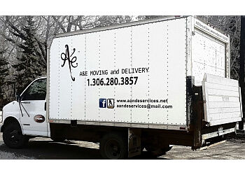 Saskatoon moving company A&E Moving and Delivery