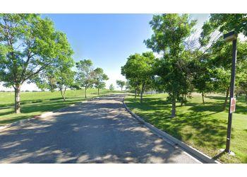 Regina public park A.E. Wilson Park