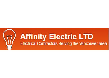 Richmond electrician AFFINITY ELECTRIC LTD.