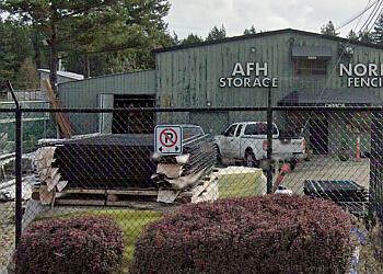 Saanich storage unit A F H Mini Storage
