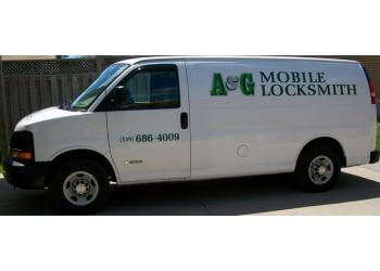 London locksmith A & G Mobile Locksmith