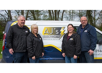 Delta electrician AJ's Electrical Service & Repair