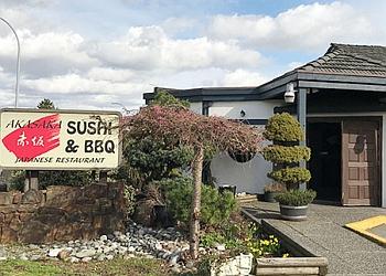 Surrey japanese restaurant AKASAKA