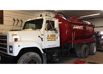 Peterborough septic tank service A Kidd Excavating Ltd.