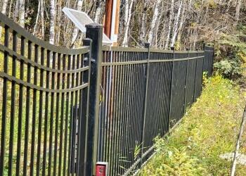 St Albert fencing contractor ALBERTA GATE & FENCE